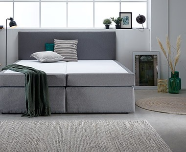 Boxspringbett PLUS C20 DREAMZONE