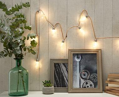 einzelne lampen für lichterkette